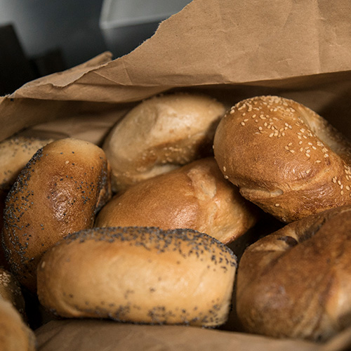 Andrew's Classic Bklyn Bagels by Hard Times Sundaes
